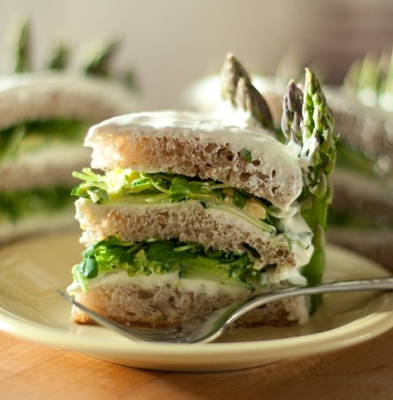 Good Food Fairy Catering loaf sandwich cake