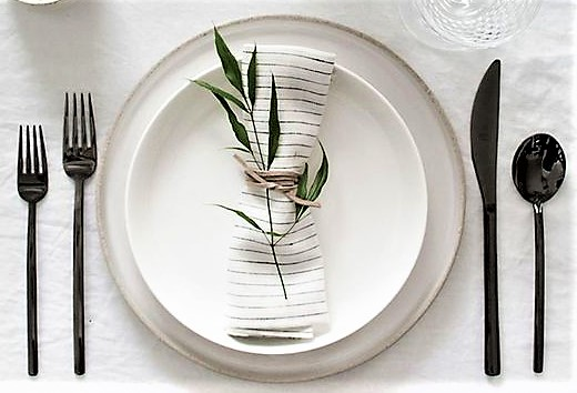 Good Food Fairy Bakery elegant dinner themes