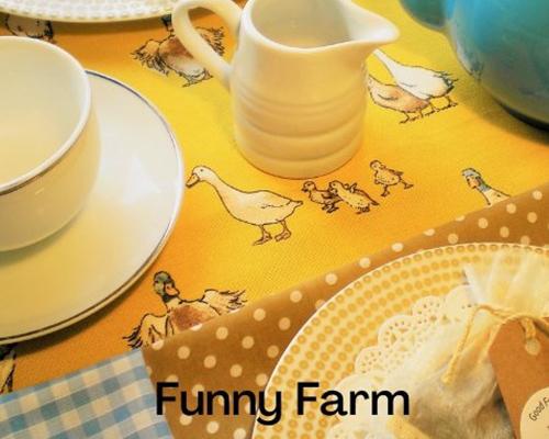 High Tea Funny Farm from Good Food Fairy, Driffield