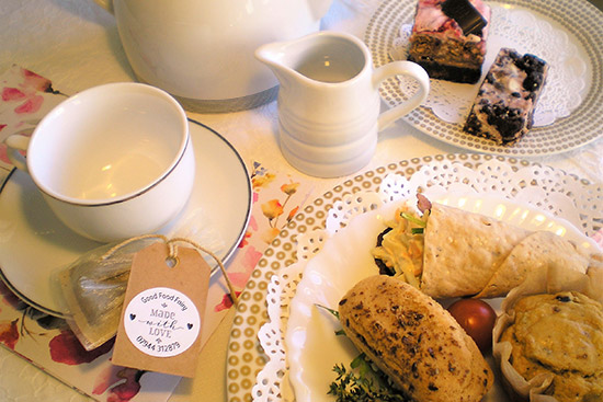 High Tea from Good Food Fairy, Driffield