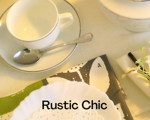 High Tea Rustic Chic from Good Food Fairy, Driffield