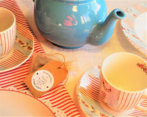 High Tea Stripey from Good Food Fairy, Driffield