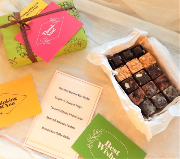 Vegan Indulgent Collection from Good Food Fairy