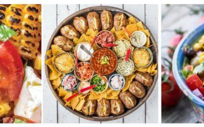 Easy Outdoor Dining Ideas